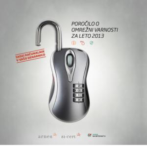 Poročilo o omrežni varnosti 2013
