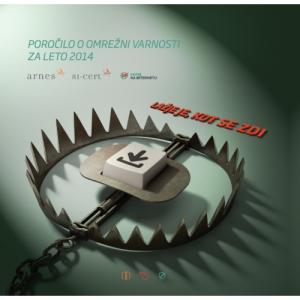 Poročilo o omrežni varnosti za leto 2014
